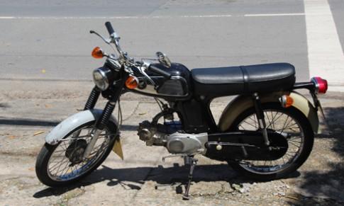 Honda 67 – 'hàng độc' sưu tầm tại Sài Gòn