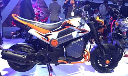 Honda Navi - xe tay ga lạ giá 580 USD tại Ấn Độ