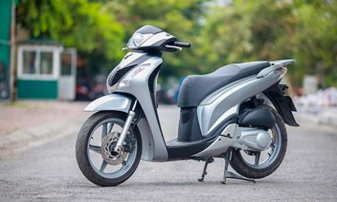 Honda SH 125i nhập đời 2011 - xe chơi một thời tại Hà Nội