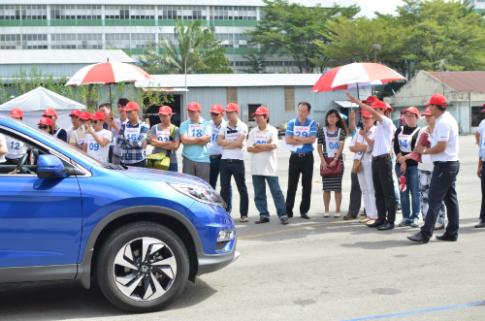 Honda Việt Nam đẩy mạnh đào tạo lái xe an toàn