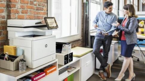 HP bắt đầu tích hợp các công nghệ bảo mật vào máy in