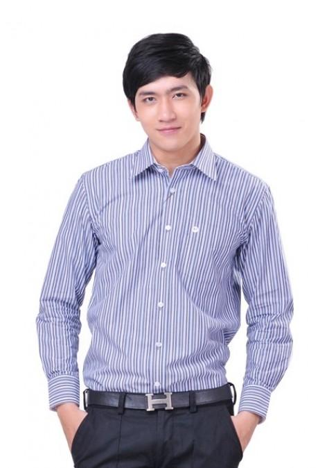 Hướng dẫn cách chọn áo sơ mi nam kết hợp áo vest cho chàng trai công sở lịch lãm