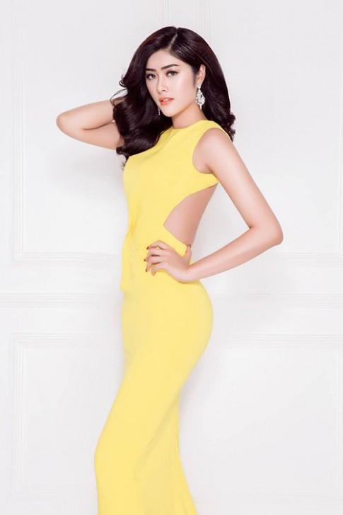 Huỳnh Tiên đẹp gợi cảm, lôi cuốn mọi góc nhìn