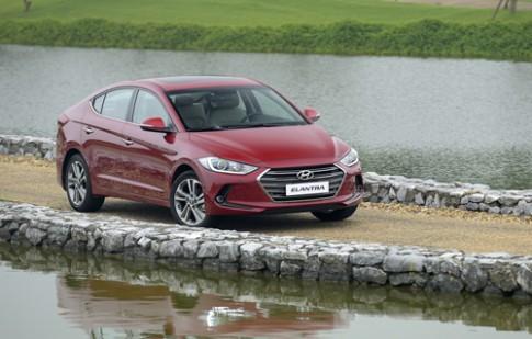Hyundai Elantra 2016 - ưu thế của kẻ đến sau tại Việt Nam?