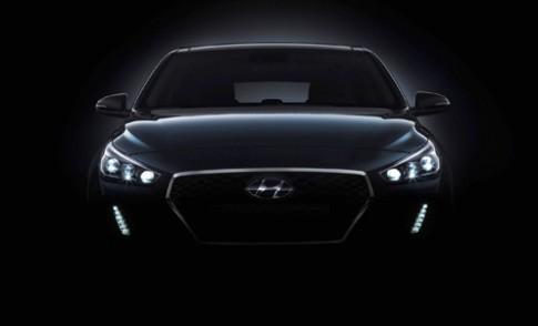 Hyundai i30 thế hệ mới chuẩn bị ra mắt