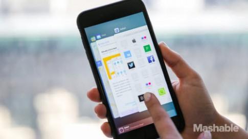 iOS 9 có bản vá đầu tiên: Sửa lỗi trên Safari, Photos