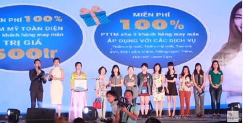 Kangnam thẩm mỹ miễn phí tới 5 tỷ tại hội thảo lớn nhất 2016.