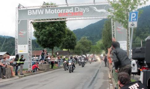 Khai màn ngày hội Motorrad Day 2016 tại Đức