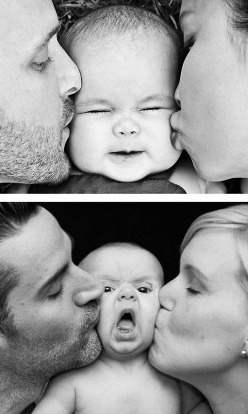 """Khi mẹ muốn cho con """"chụp ảnh sống ảo"""" và cái kết """"phũ phàng"""""""
