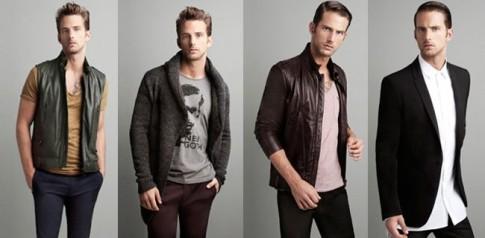 Kiểu áo khoác nam đẹp Zara cho chàng công sở lịch lãm thu đông 2016 – 2017