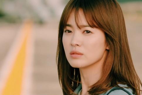 Kiểu tóc chấm vai của bác sĩ Kang Song Hye Kyo chính thức gây sốt 2016