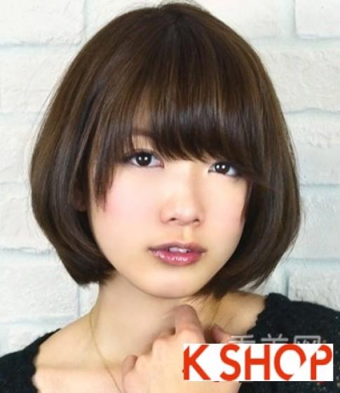 Kiểu tóc ngắn đẹp phong cách Hàn Quốc xu hướng thời trang hè 2016