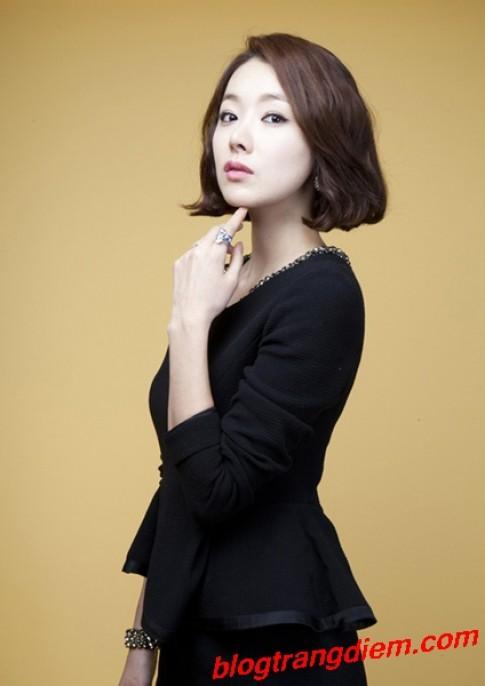 Kiểu tóc ngắn Hàn Quốc đẹp 2016 trẻ trung cho cô nàng đầy lôi cuốn