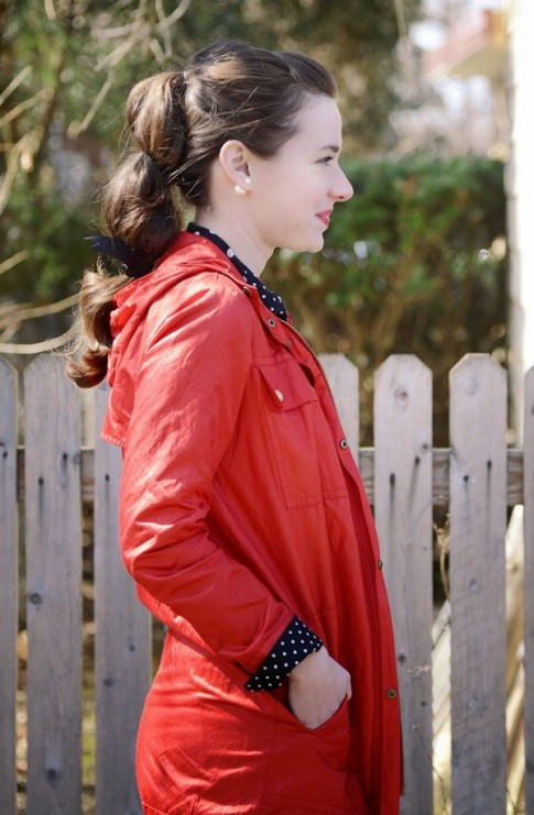 Kiểu tóc nữ tết đuôi ngựa đẹp cho bạn cá tính dạo phố hè 2016