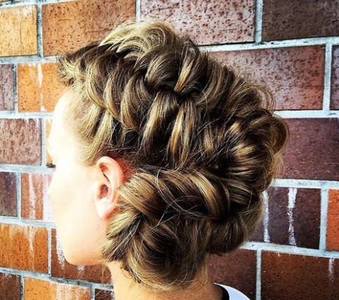 Kiểu tóc tết đẹp cực xinh cho nàng tự tin dạo phố hè 2016