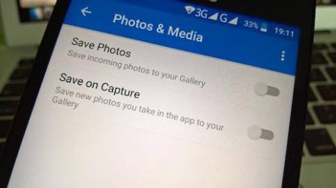 Làm gì khi Facebook Messenger tải toàn ảnh rác về smartphone?