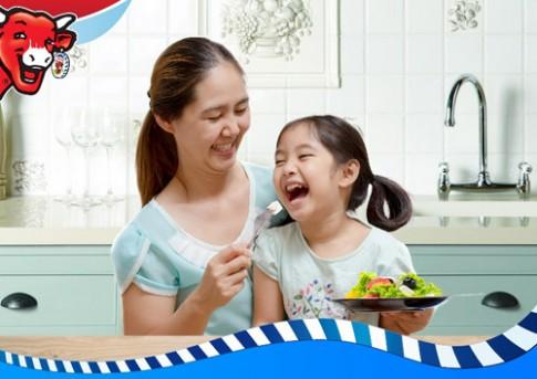 Làm sao cho trẻ ăn phô mai đúng cách?.