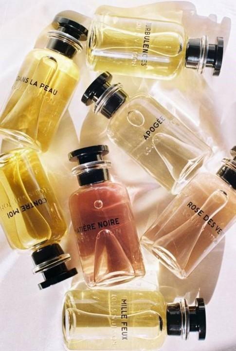 Louis Vuitton cuối cùng cũng chịu ra mắt bộ sưu tập nước hoa