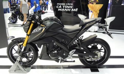 M-Slaz xe côn tay mới của Yamaha Việt Nam
