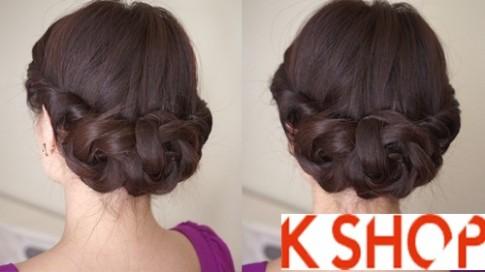 Mách bạn 8 kiểu tóc tuyệt đẹp cho bạn gái đi dự tiệc cưới nổi bật quyến rũ