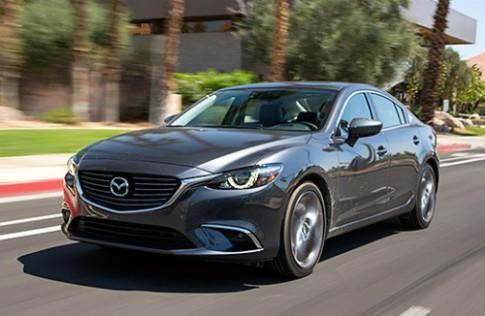 Mazda - 'cơn gió lạ' chưa đủ mát