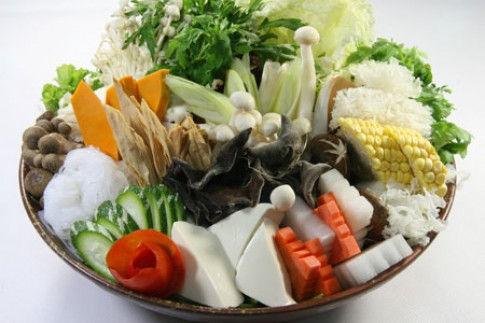 Mẹo giảm cân tự nhiên hiệu quả cấp tốc nhờ ăn chay