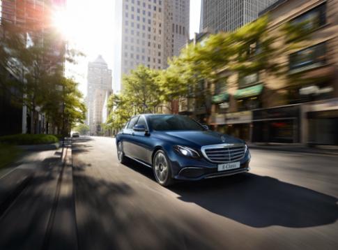 Mercedes-Benz Việt Nam sắp trình làng E-class thế hệ mới