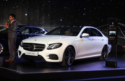 Mercedes E-class thế hệ mới giá 2,1 tỷ tại Việt Nam