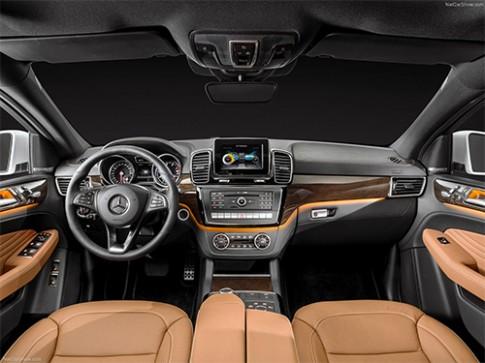 Mercedes GLE Coupe độ nội thất xa xỉ của đại gia Nga