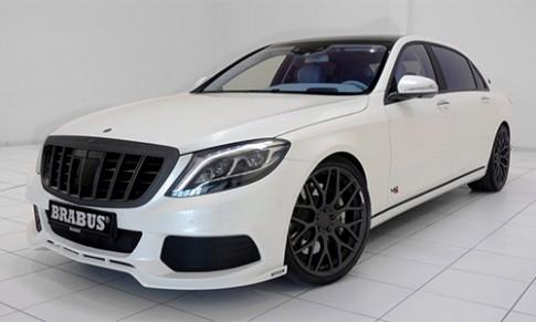 Mercedes-Maybach S600 độ 900 mã lực