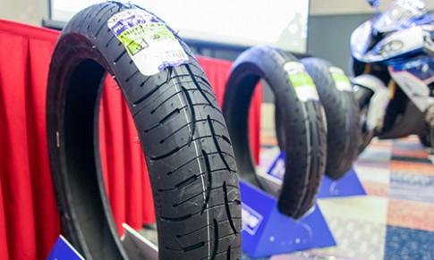 Michelin giới thiệu lốp thể thao giá từ 1,5 triệu đồng