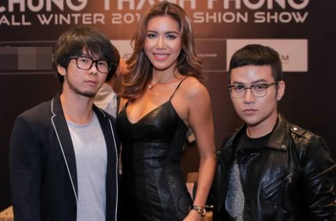 Minh Tú tuyển người mẫu cho Chung Thanh Phong