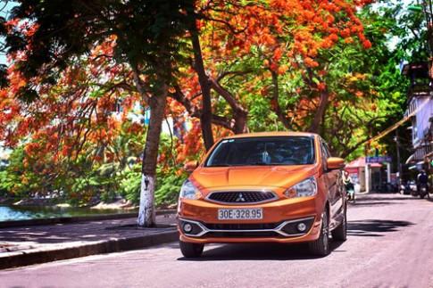 Mitsubishi Việt Nam công bố giá đặc biệt trước thuế mới