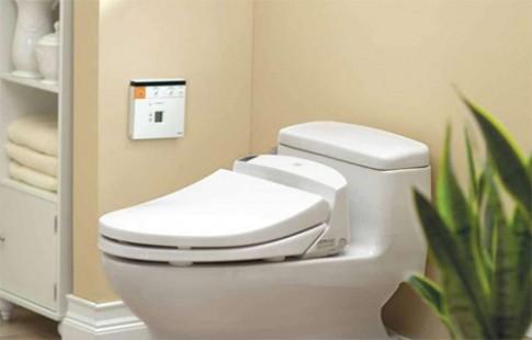 Nhà vệ sinh rắc rối nhưng sung sướng của Nhật