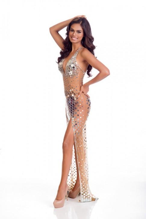 Những bộ váy dạ hội thất bại tại Hoa hậu Hoàn vũ 2015
