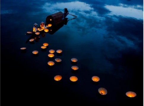 Những bức ảnh đẹp tham dự cuộc thi ảnh thế giới được công bố