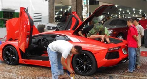 Những chiếc Lamborghini đỉnh cao tại Việt Nam
