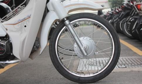 Những điều cần biết về giảm xóc trước xe máy