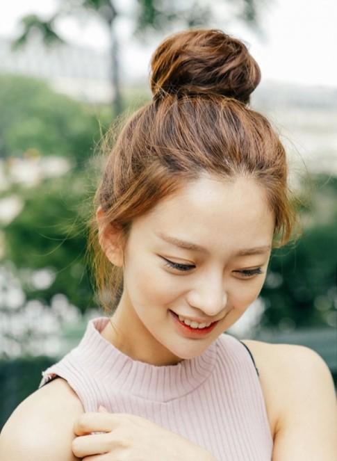 Những kiểu tóc cực xinh xì tin trẻ trung năng động dạo phố mỗi ngày