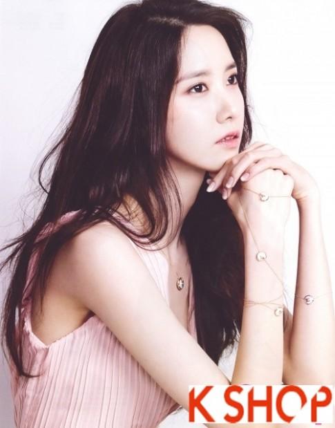 Những kiểu tóc dài đẹp 2016 của các cô nàng nhóm SNSD Hàn Quốc