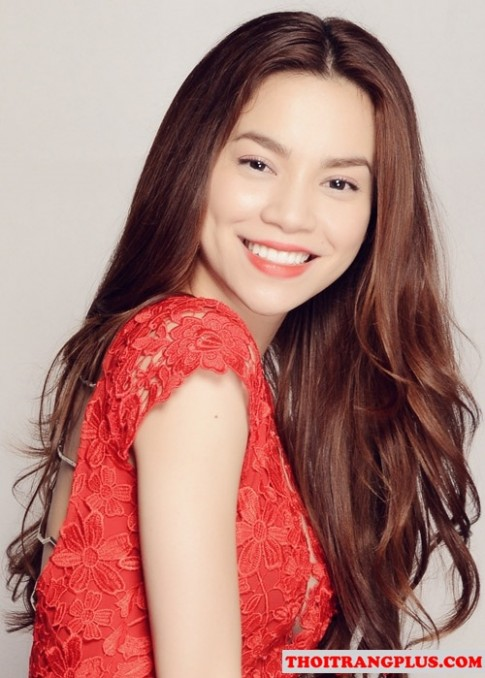 Những kiểu tóc đẹp của ca sĩ Hồ Ngọc Hà 2016 sang trọng