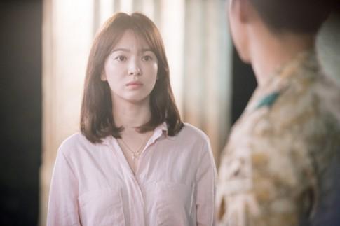 Những kiểu tóc đẹp của Song Hye Kyo trong Hậu duệ mặt trời 2016