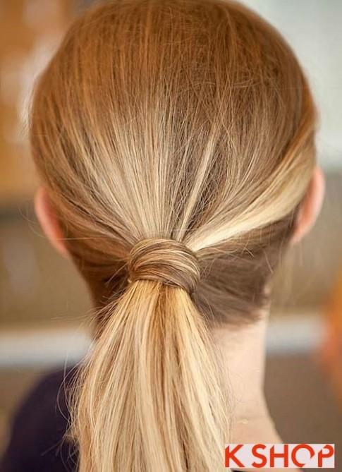 Những kiểu tóc đẹp đơn giản cho bạn gái tới công sở