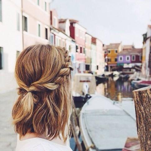 Những kiểu tóc ngắn tết tuyệt đẹp dành cho bạn hè 2016