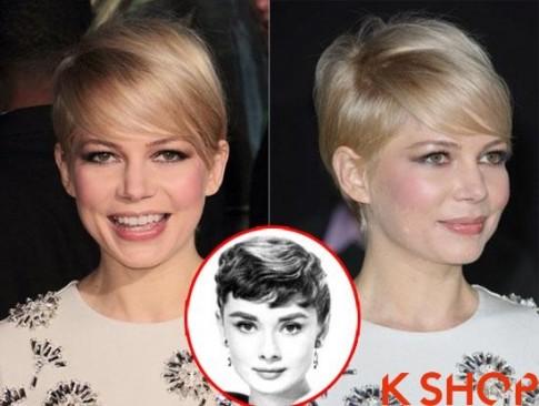 Những kiểu tóc vintage ngắn đẹp sành điệu đầy cá tính sao Hollywood 2016