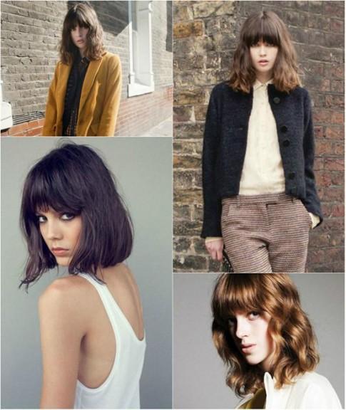 Những kiểu tóc xoăn đẹp cho bạn gái xinh xắn xuống phố hè 2016