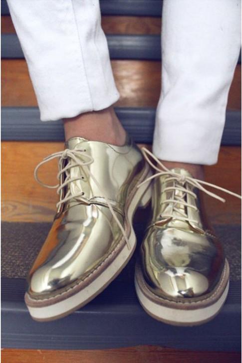 Những mẫu giày nam đẹp sành điệu cho chàng cá tính hè 2016