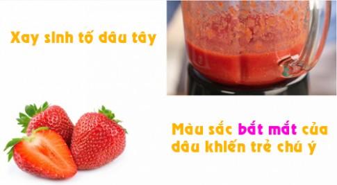Những thực phẩm trị biếng ăn cho trẻ dưới 1 tuổi