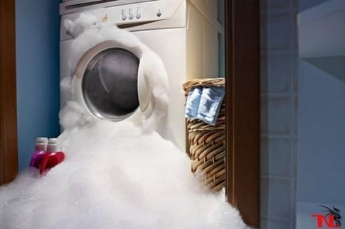 Những trục trặc của máy giặt bạn có thể tự xử lý