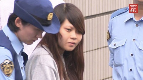 Nữ sinh Việt bị cảnh sát Nhật bắt vì tự sinh con rồi bỏ rơi